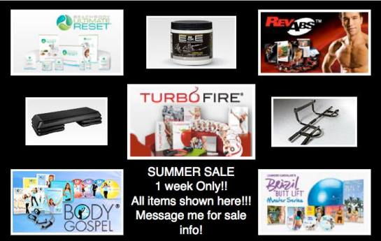 June Beachbody Sale!!